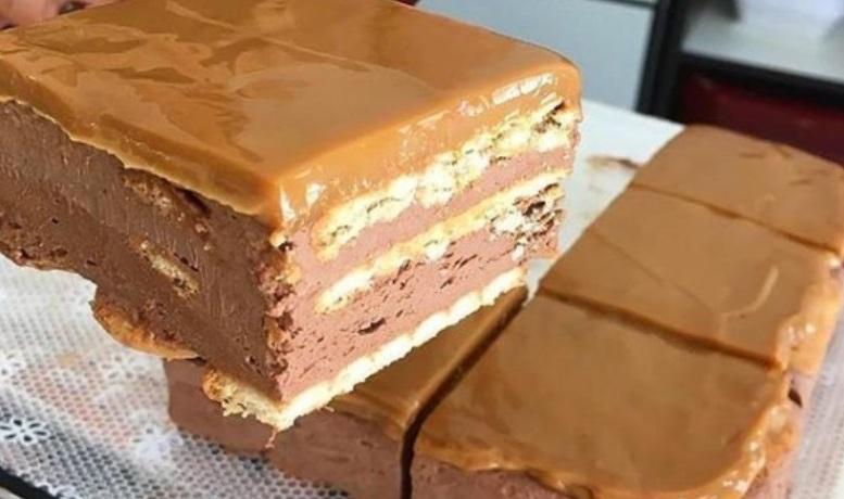 SHokoladnyj tort bez vypechki recept