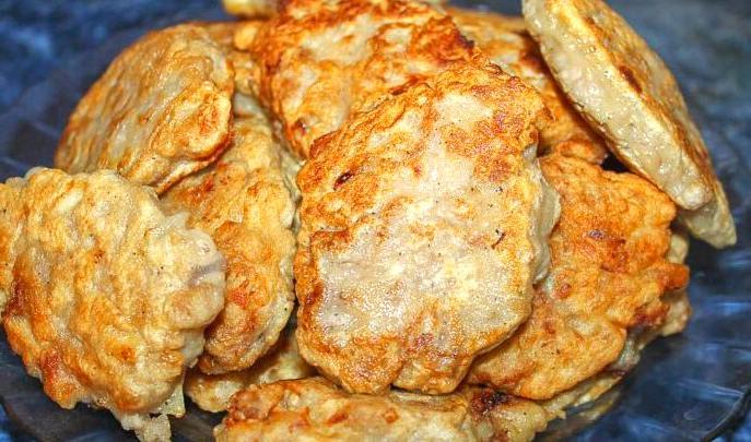 Myasnye kotlety s plavlennym syrom recept