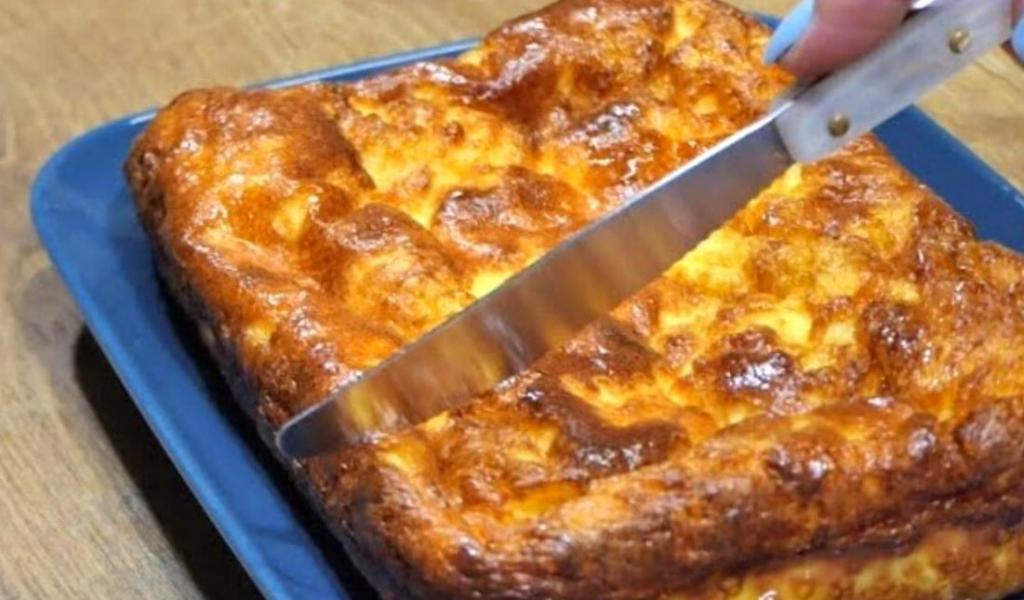 Pyshnyj omlet v duhovke recept